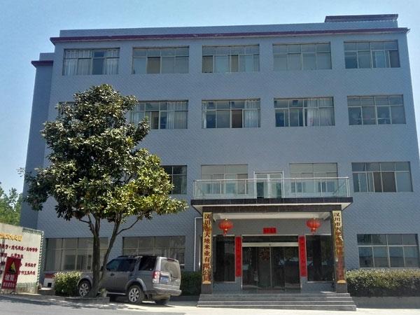 大地米业办公楼